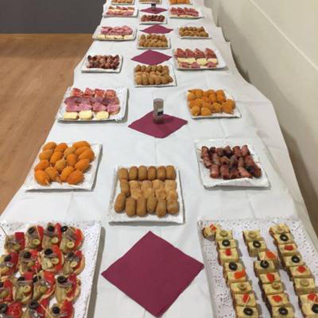 catering per celebracions