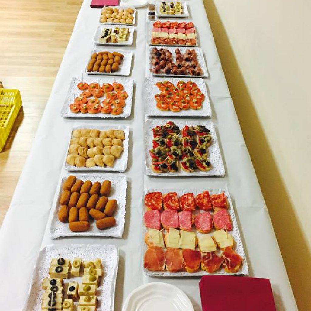 catering per festes privades